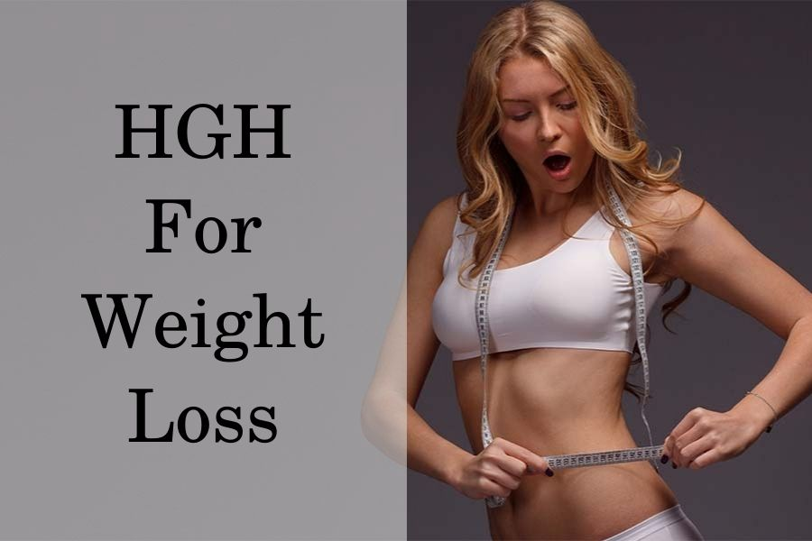 Can HGH Help With Weight Loss?