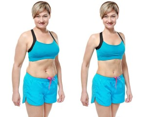 HGH weight loss result