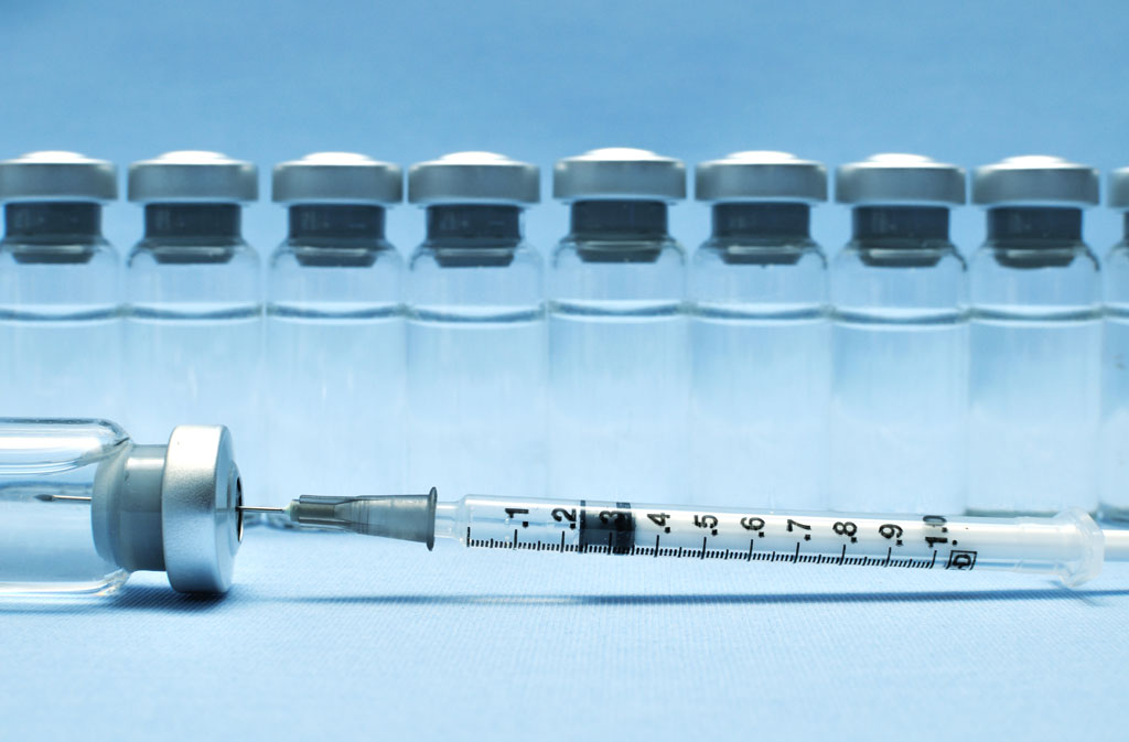 sterile water for hgh injection