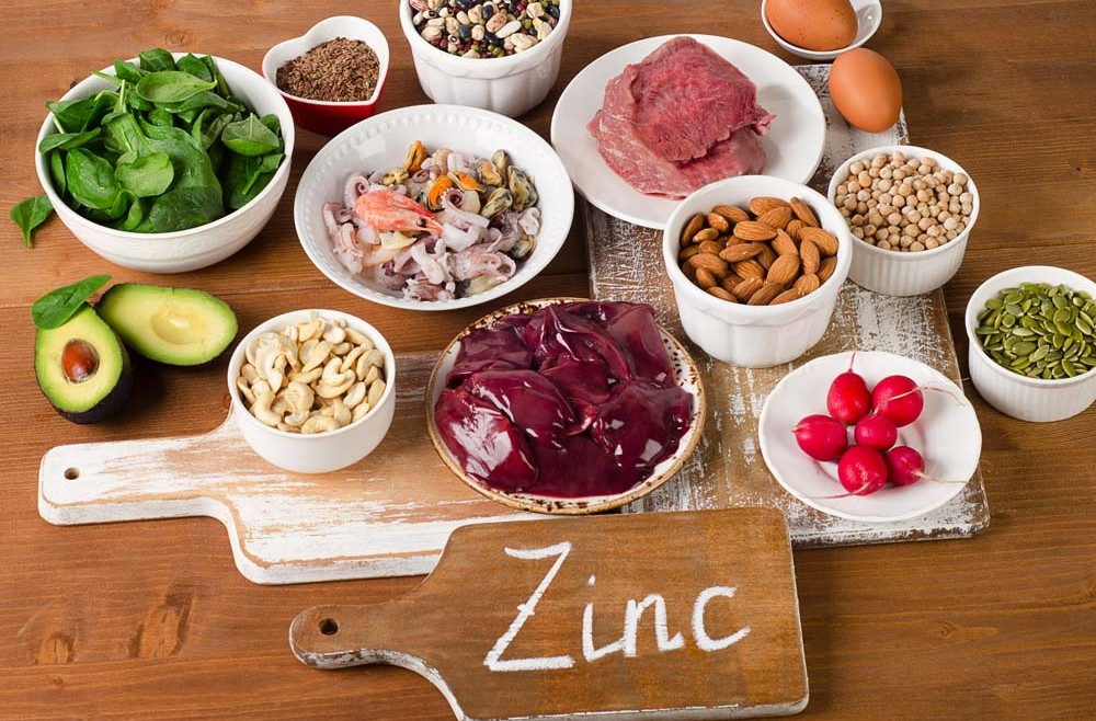 Zinc and Vitamin D for Testosterone