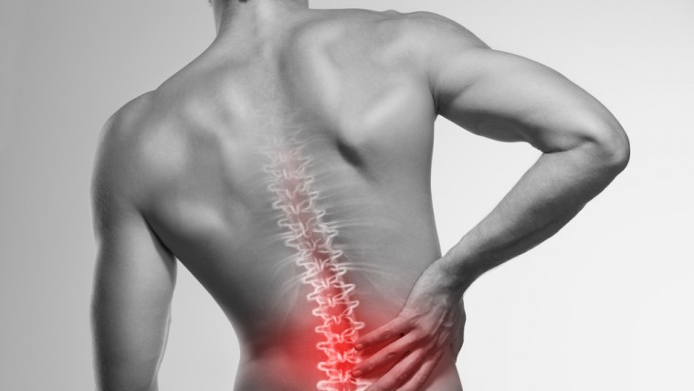HGH for Back Pain