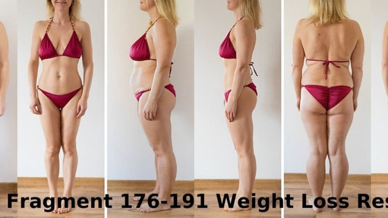 HGH fragment 176-191 weight loss results