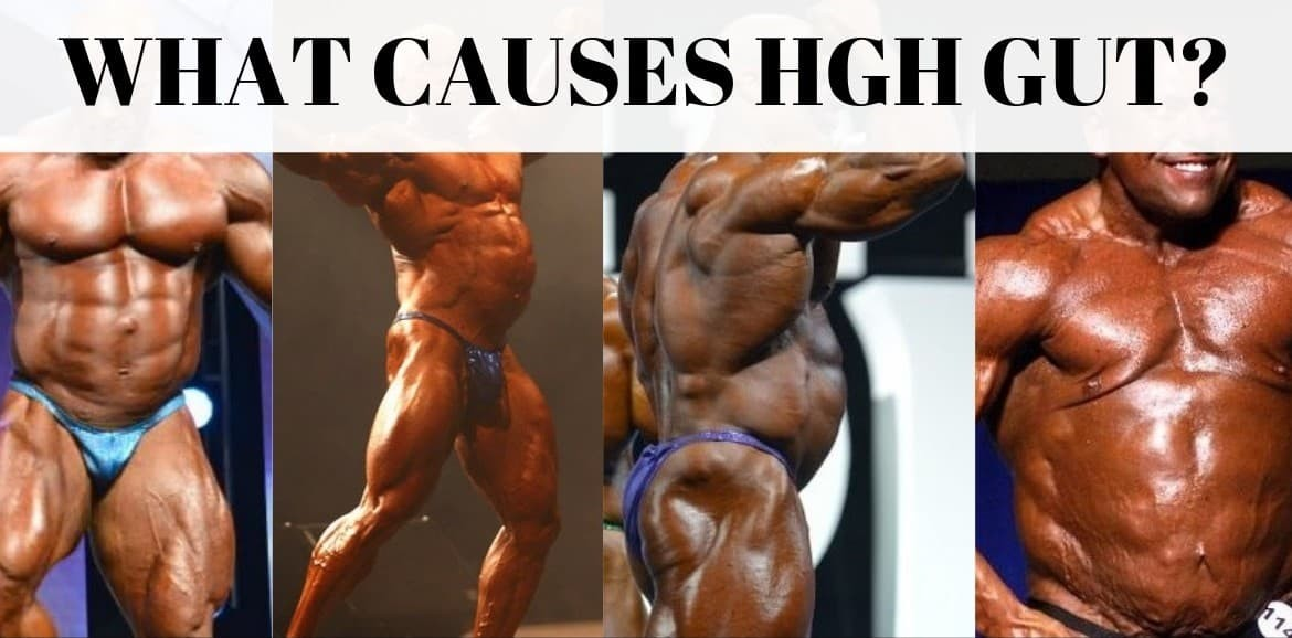 Actual Cause of HGH Gut (Palumboism) + How To Get Rid of It