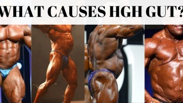 What Causes HGH Gut And How To Avoid It