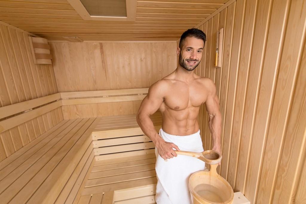 How sauna affects HGH secretion