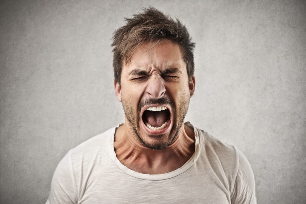 Does testosterone cause anger
