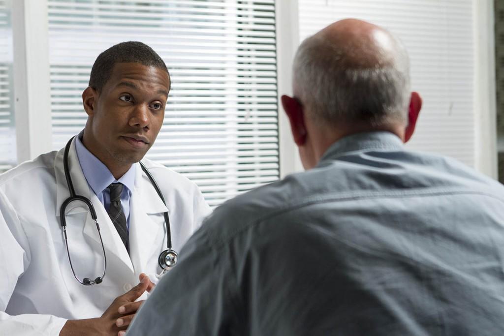 Endocrinologist treat high testosterone in men