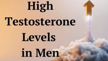 High testosterone levels in men