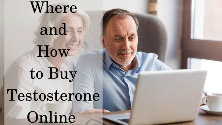 Where and How To Buy Testosterone Online