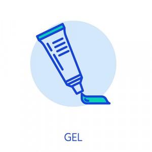 Testosterone gel