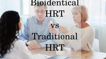 Bioidentical HRT vs Traditional HRT
