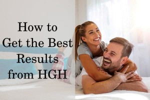 How to Get the Best Results from HGH