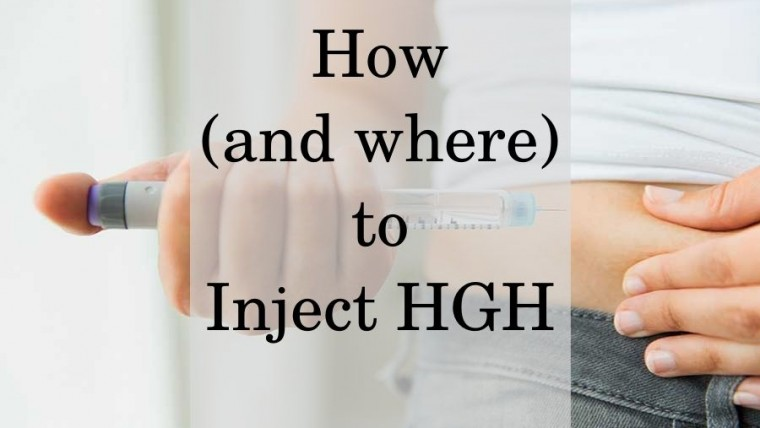 How (and Where) to Inject HGH Properly. Guide from Our Specialists