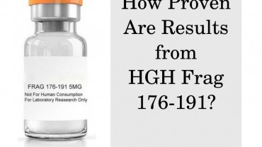 How proven are results from HGH Fragment 176-191