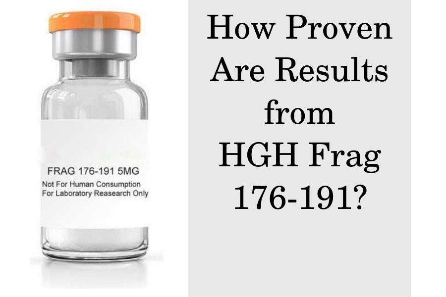 How Good Is HGH Fragment 176-191 For Weight Loss?